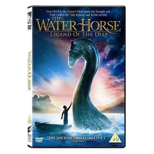 The Water Horse - Legend Of The Deep DVD [2008]