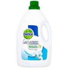 Dettol Antibacterial Laundry Cleanser - 1.5L   Fresh Cotton