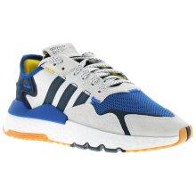 Adidas Performance ninja nite jogger Boys Trainers blue 3 - 5.5 UK Size