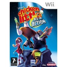 Chicken Little: Ace in Action (Nintendo Wii) - Used