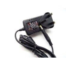 Kettler Giro P Advantage Exercise Bike 9V Mains Power Supply Adapter - UK SELLER