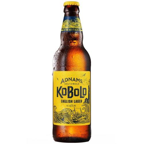 Adnams Kobold English Lager - 12x500ml
