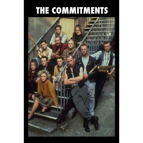 The Commitments - Anniversary Edition DVD [2016]