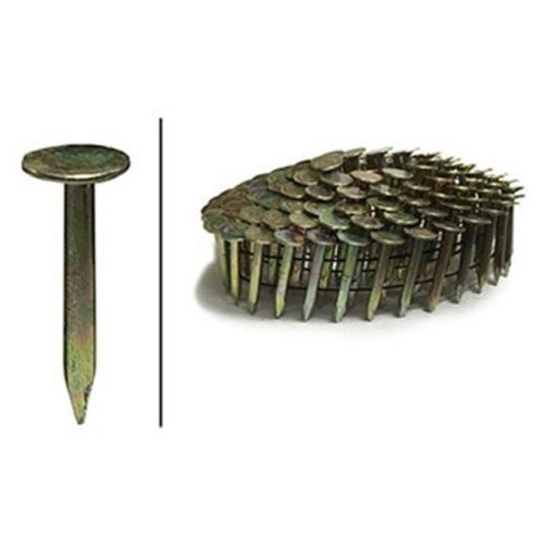 0.12 x 1.5 in. Roofing Smooth Nails, 7200 Count