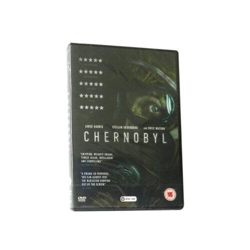 Chernobyl DVD 2019 UK Region 2 Free Shipping