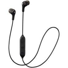 JVC HAFX9BTBE Gumy Wireless Bluetooth In Ear Earphone - Blue - Refurbished
