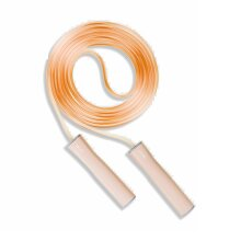 Skipping Rope Jumping-Rope Stainless Steel Line Body Hand Glue Gloves