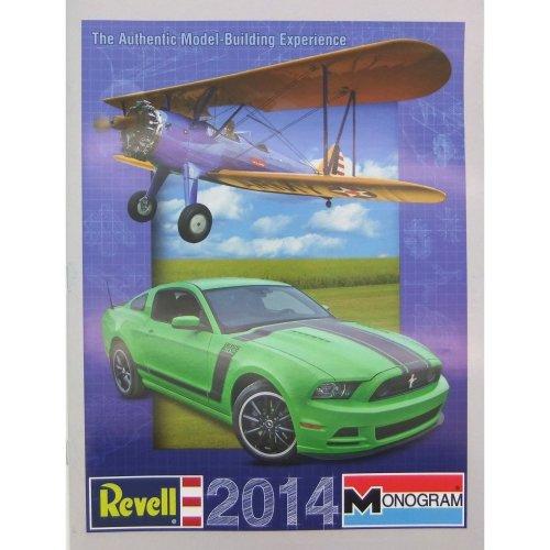 RVMCAT2014 Revell Monogram Revell Monogram Catalogue 2014