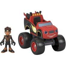 Blaze & The Monster Machines Ninja Blaze and AJ