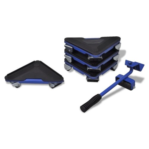 Easy Move Furniture Transport Set Lifter And Wheelset Lift Capability 300 kg