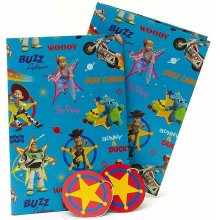 Toy Story 4 gift wrap