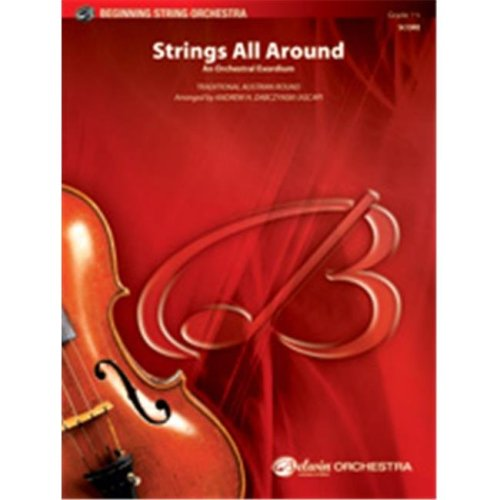 Alfred 00-40414 STRINGS ALL AROUND-BBS
