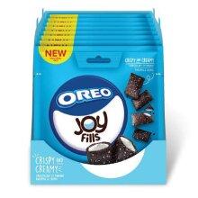 32 x Oreo Joy Fills Choco Caramel Creme Flavour 90g 9.8.20