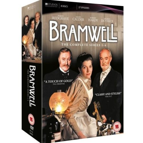 Bramwell Series 1 to 4 Complete Collection DVD [2010]