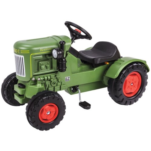 Smoby BIG Fendt Dieselross Tractor Ride On
