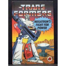 Megatron`s Fight for Power The Transformers - Used