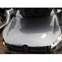 2009-2013 Volkswagen Golf Mk6  5 Door Bonnet Grey Ld7x - Used