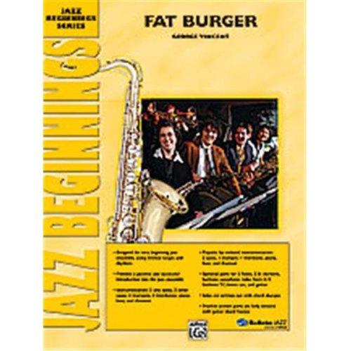 Alfred 00-29766 FAT BURGER-JBS