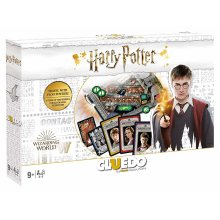 Harry Potter Cluedo Mystery Board Game - White Edition