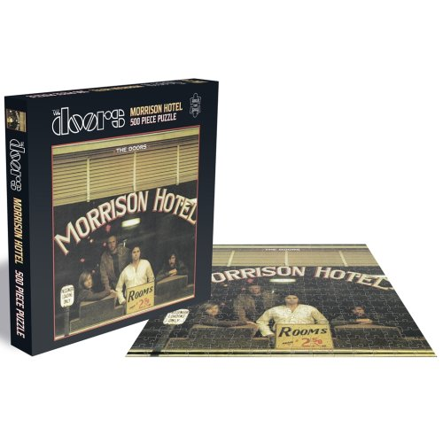 The Doors 'Morrison Hotel' 500 Piece Jigsaw Puzzle