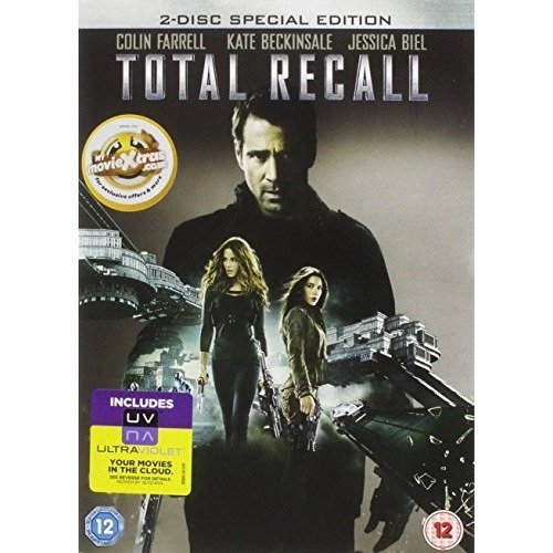 Total Recall DVD [2014]
