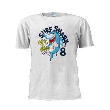 Hand Drawn Cute Shark for T Shirt Men Women Unisex Trendy T Shirt