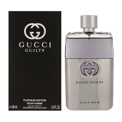 Gucci Guilty Platinum Eau de Toilette 50ml EDT Spray