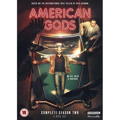 American Gods Season 2 DVD [2019]