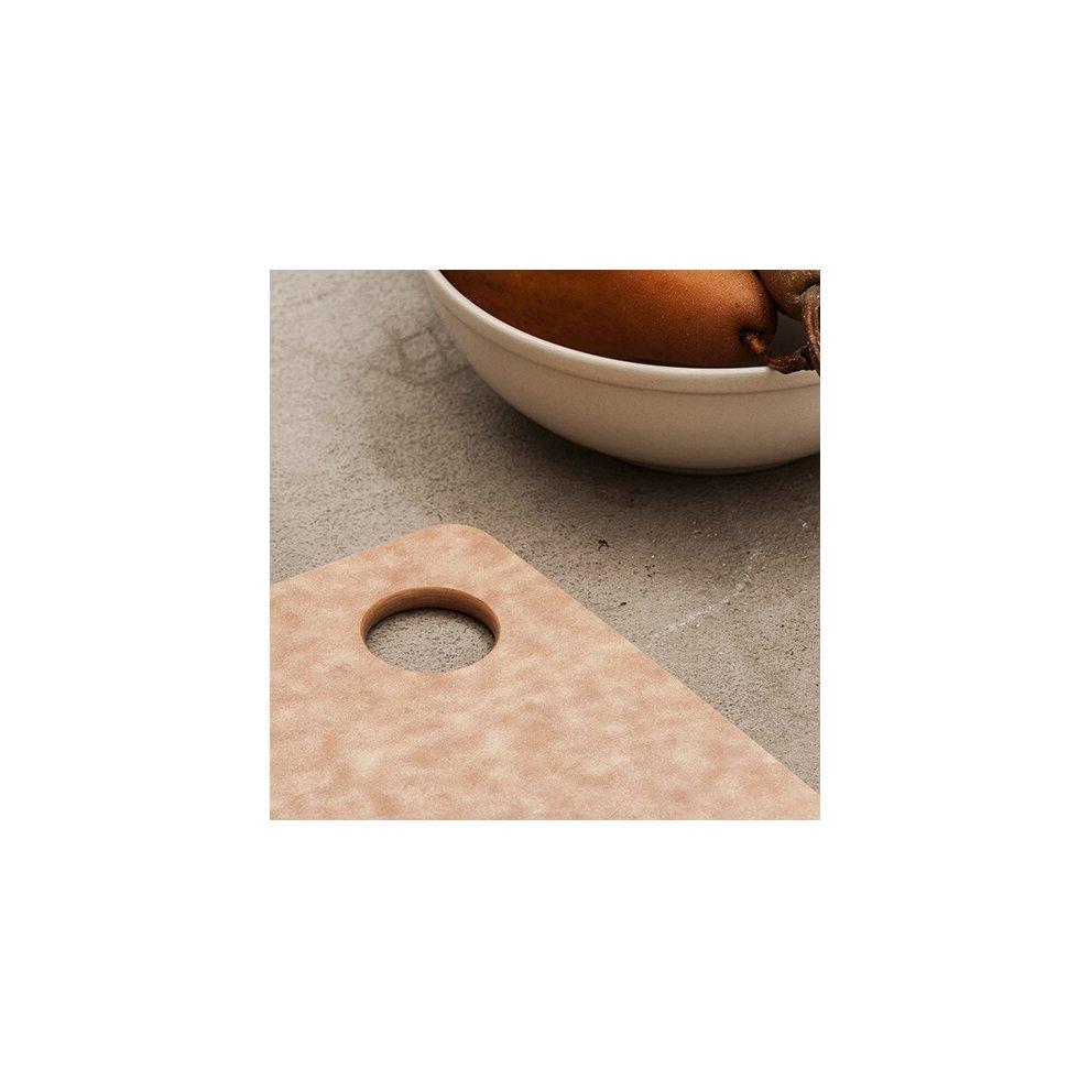 Epicurean Kitchen Series Cutting Board Wood Fibre Black 37.5 cm x 27.5 cm 15 inch x 11 inch
