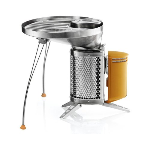 Biolite Portable Grill for Biolite Campstove - Folding Camping Grill - Used
