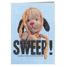 Sooty Sweep Sausages Greeting Card
