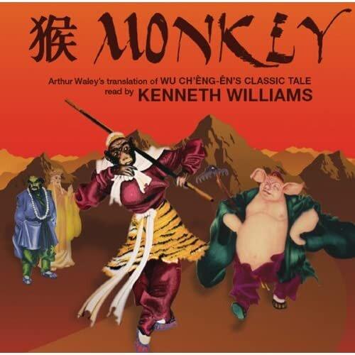 Monkey. Wu Ch'êng-ên's classic tale translated by Arthur Waley