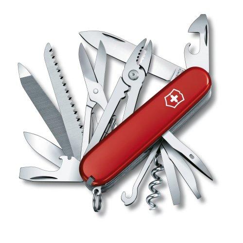 Victorinox HANDYMAN Swiss army knife 91mm - 24 functions - Genuine Swiss Made