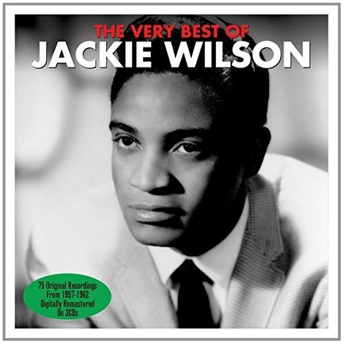 Jackie Wilson - the Very Best of Jackie Wilson [3cd Box Set]