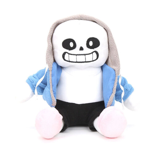 22cm Undertale Plush Toy  Sans Stuffed Plush Doll Toy