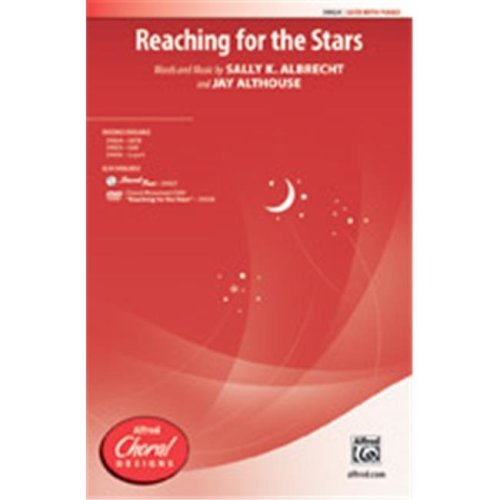 Alfred 00-39927 REACHING FOR THE STARS-STRX CD