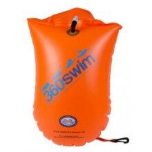 lifebuoy 12 liter 64 x 30 cm PVC orange large