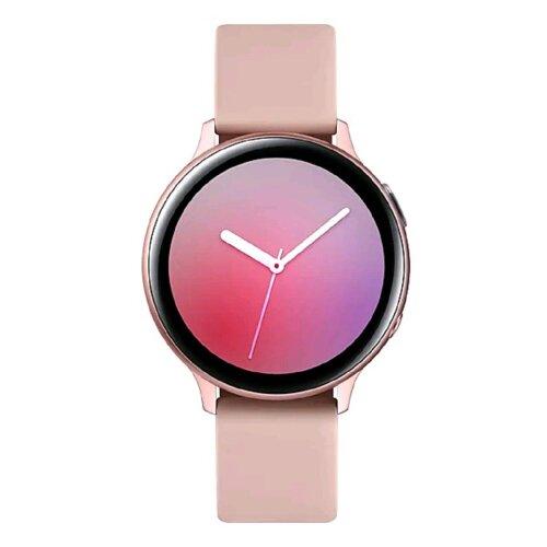 Pink Gold Samsung Galaxy Watch Active 2
