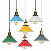 Vintage Retro Pendant Lighting Ceiling Light Kit