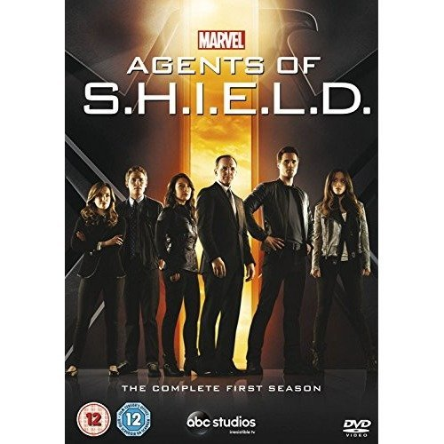Marvels Agents Of S.H.I.E.L.D Season 1 DVD [2014]
