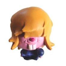 Moshi Monsters Moshling Figure - Series 2 - ULTRA RARE Dustbin Beaver - #104