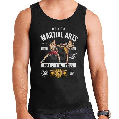 Mixed Martial Arts Men's Vest