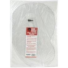 Bob Ross Clear Plastic Palette-