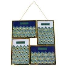 Gold Hanging Metal Frames 31cm