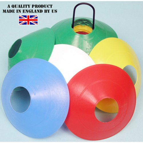 Pack of 50 flexi markers, approx. 19cm. diameter - 02170