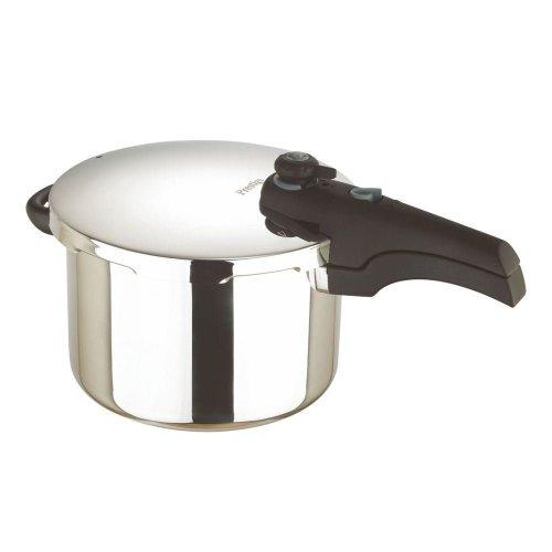 Prestige 46770 Smart Plus Stainless Steel 4L Pressure Cooker