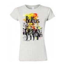 The Beatles John Lennon T Shirt Fashion Tee Trendy Women T Shirt