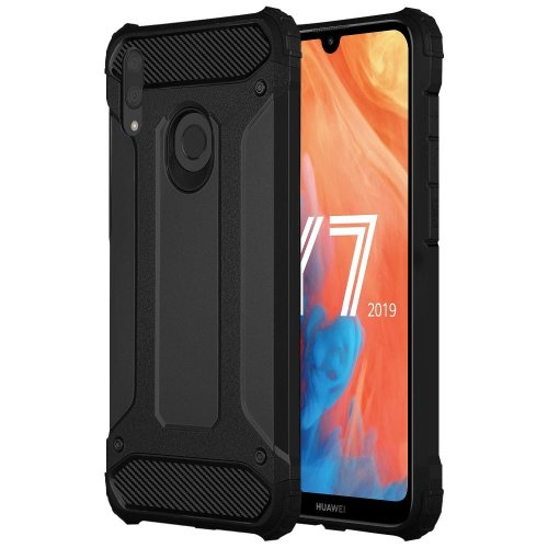 For Huawei Y7 2019 Armour Defender Case Cover