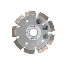Marcrist 2190.0115.22 MR750 Mortar Raking Diamond Blade 115mm x 22.2mm x 6mm