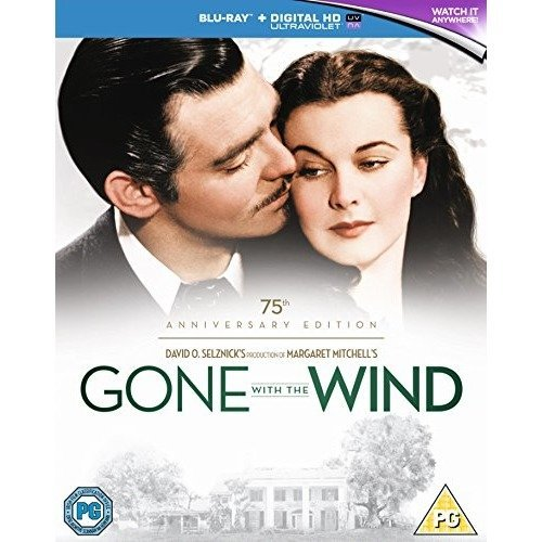 Gone With The Wind Blu-Ray [2014]